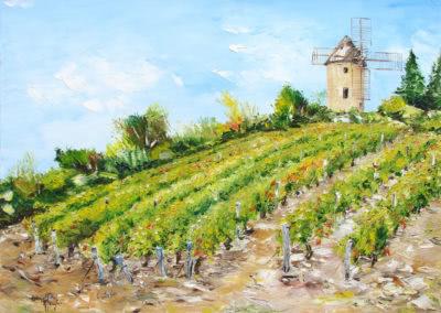 le moulin de Santenay
